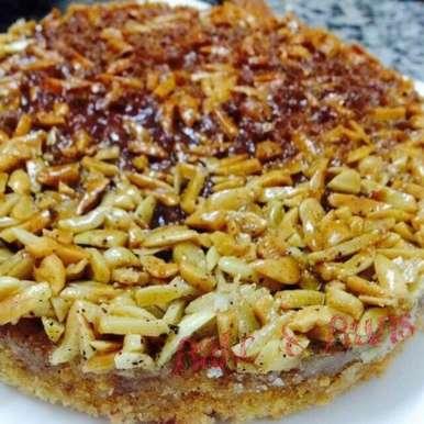 Honey Arabic Cake