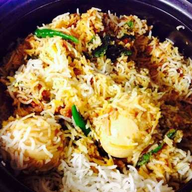 Photo of Egg Biryani by Aameena Ahmed at BetterButter