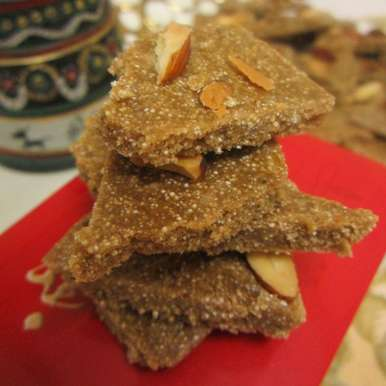 Photo of Diwali Delights: Gluten-Free Rajgira Burfi Shards by Donna George at BetterButter