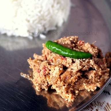 Photo of Chena Posto (Cottage Cheese with Poppy Seeds) by Kamalika Chakrabarty at BetterButter