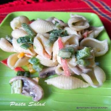 Photo of Pasta Salad by Archana Potdar at BetterButter