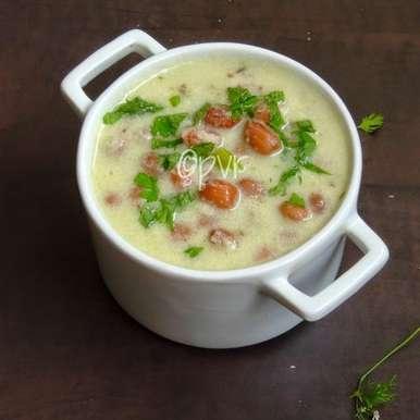 Photo of Danyachi Usal/Maharashtrian Peanut Curry by Priya Suresh at BetterButter