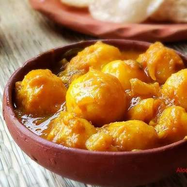Photo of Aloo Dum or Bengali Style Dum Aloo by Moumita Malla at BetterButter