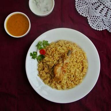 Photo of Hyderabadi Chicken Tahari by Lubna Karim at BetterButter