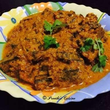 Photo of Bhindi Masala / Okra Spice Curry by Preethi Prasad at BetterButter