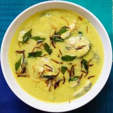 Photo of Fish Curry with Raw Mango / Meen Curry Manga Ittathu by Anupa Joseph at BetterButter