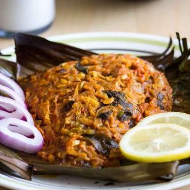 Photo of Kerala style Baked Fish/Meen Pollichathu by Anupa Joseph at BetterButter