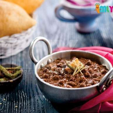 Photo of Chole Bhatoore by Imly Express at BetterButter