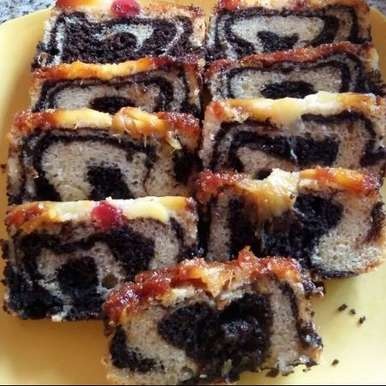 Photo of Marble cake by Soniya Singh at BetterButter