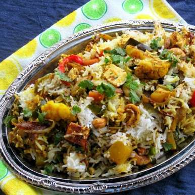 Photo of Veg Dum Biryani by sapana behl at BetterButter