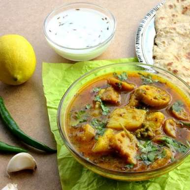 Photo of Aloo bhey Sabzi by sapana behl at BetterButter