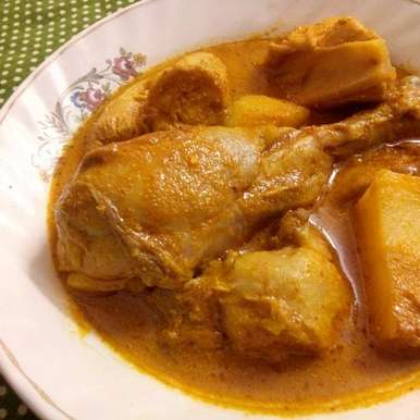 Photo of Chicken in Coconut Gravy by Sharon Dcosta at BetterButter