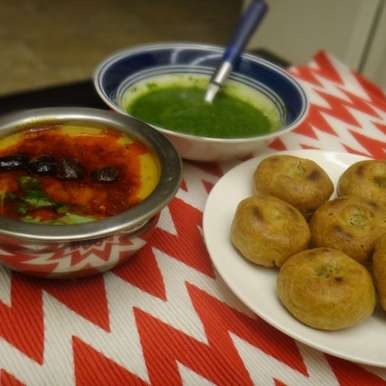 Photo of Dal Bafle, MP Style by Tanu Jain at BetterButter
