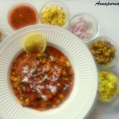 Photo of Misal Pav by Poonam Bachhav at BetterButter