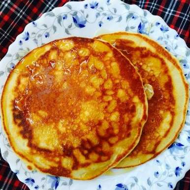 Photo of Pancakes by Aameena Ahmed at BetterButter