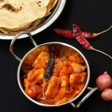 Photo of Chettinad Paneer Curry by Priya Suresh at BetterButter
