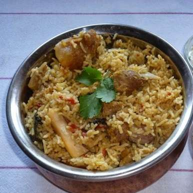 Photo of Chettinad Mutton Biryani by Menaga Sathia at BetterButter