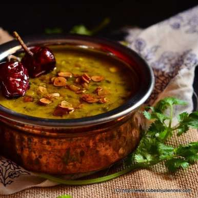 Photo of LAHSUNI METHI DAL by Farrukh Shadab at BetterButter