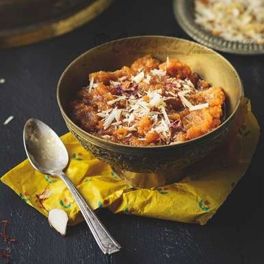 Photo of Moong Dal Halwa by Farrukh Shadab at BetterButter