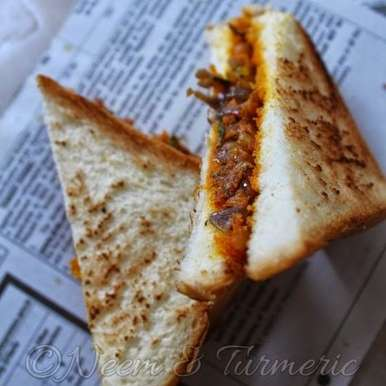 Photo of Iyengar Bakery Sandwich by Sindhu Sriram at BetterButter