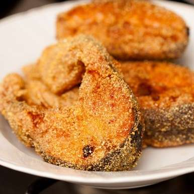 Spicy rava fish fry, How to make Spicy rava fish fry