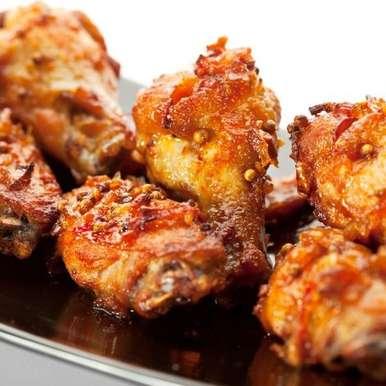 Photo of Dhaniya Fried Chicken by Rashmi Krishna at BetterButter