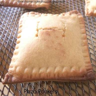 Photo of Pizza Pockets by Linsy Patel at BetterButter
