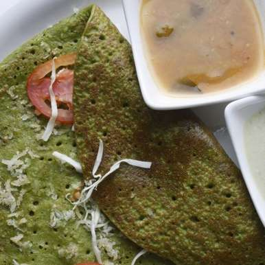 Photo of Palak besan ka cheela by Bindiya Sharma at BetterButter