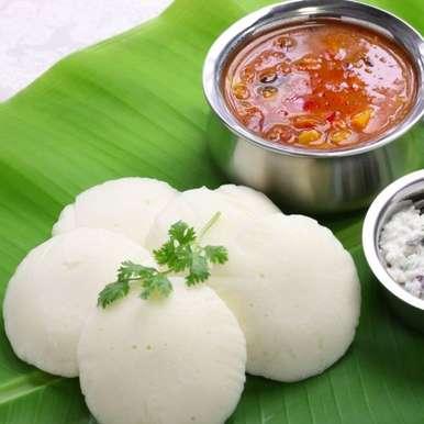 Rice Idlis recipe in Tamil,அரிசி இட்லி, Bindiya Sharma
