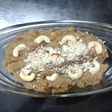 Photo of Shahi halwa for winter special by Soniya Singh at BetterButter