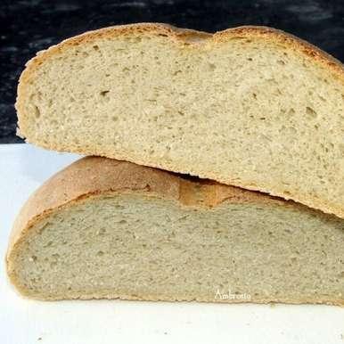 Photo of Rustic Bread (Vegan and Fat free) by Namita Tiwari at BetterButter