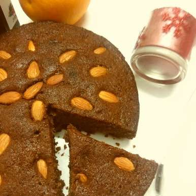 Photo of Plum cake by Bindiya Sharma at BetterButter