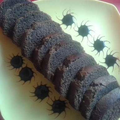 Photo of Wheat flour chocolate cake by Soniya Singh at BetterButter