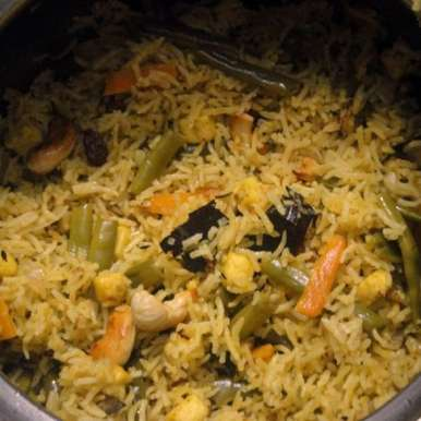 Photo of Paneer Pulao by Revathi Kannan at BetterButter