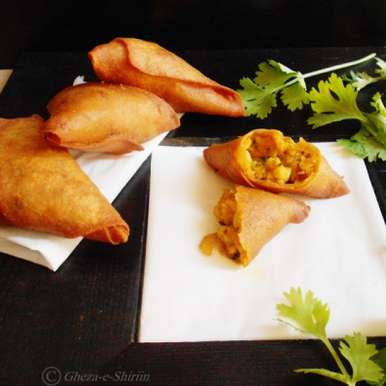 Photo of Chicken Samosa by Huma Kalim at BetterButter