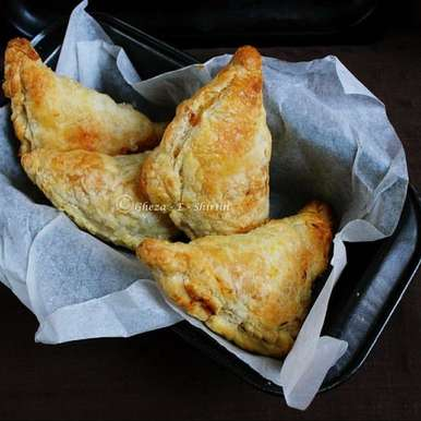 Photo of Chicken Puff by Huma Kalim at BetterButter