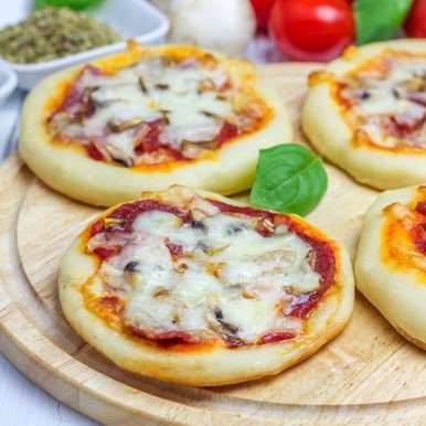 Mini Pizza, How to make Mini Pizza