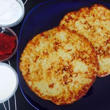Photo of Polish Potato Pancakes by Manini Badlani at BetterButter