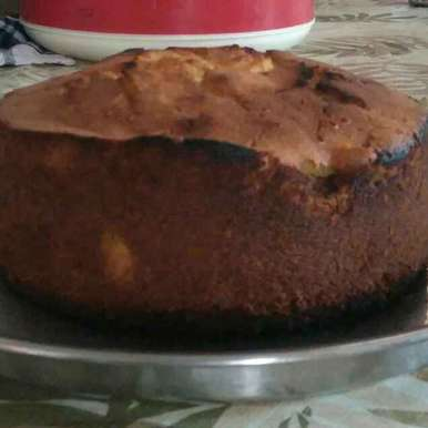 Photo of Eggless Cake by Puja A at BetterButter