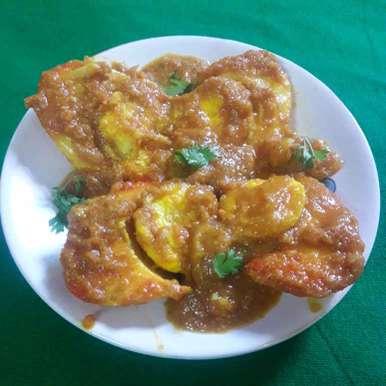 Photo of Masala egg by Puja Panja at BetterButter