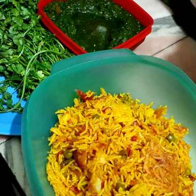 Photo of Pressure cook veg pulav by Puneet K Sethi at BetterButter
