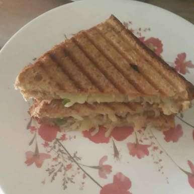Photo of Potatoe onion sandwich by Puneet K Sethi at BetterButter