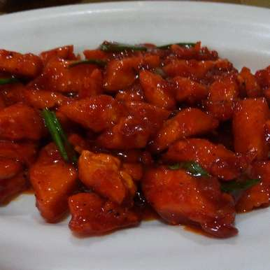 Photo of Paneer Manchurian (restaurant style) by Punit Nagdev at BetterButter