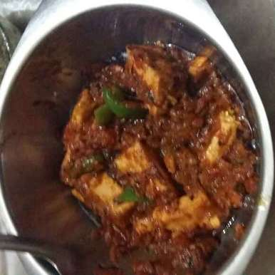 Photo of Kadhai Paneer by purvee sehgal at BetterButter