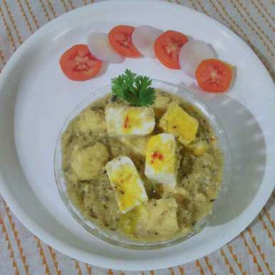 Photo of Nawabi paneer by Purvi Modi at BetterButter