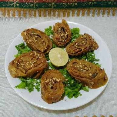 Photo of Roti Patra by Purvi Modi at BetterButter