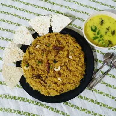Photo of Spicy Khichdo by Purvi Modi at BetterButter