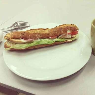 Photo of Sub sandwich by Pushpa kannan at BetterButter