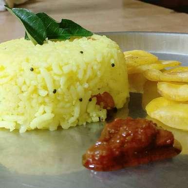 Photo of Citron rice ( no onions and no garlic) by Pushpa kannan at BetterButter