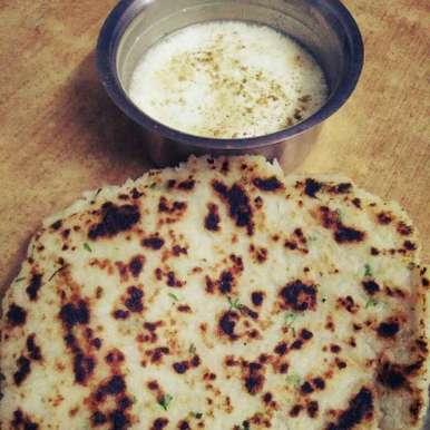Photo of Chathisgarh ka Angakar roti by Pushpa kannan at BetterButter